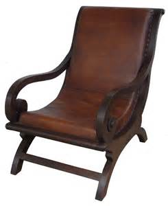Wood and leather arm chair occasional chairs interiors online