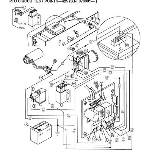 deere 425 wiring diagram free php wiring