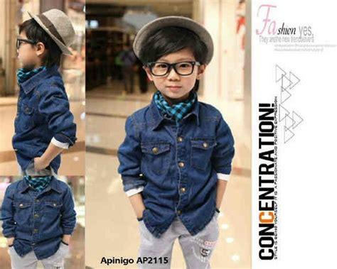 Kemeja Anak Laki Laki Fashion Anak Baju Anak Kemeja Anak baju kemeja anak laki laki terbaru keren murah