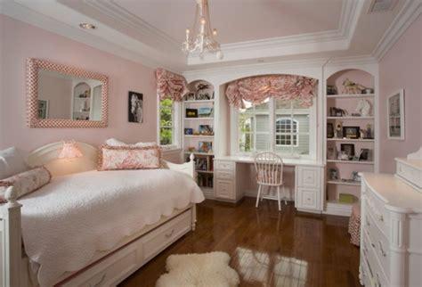amazing pink bedroom design ideas  teenage girls