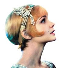 what color is daisys hair in the great gatsby hair for the summer