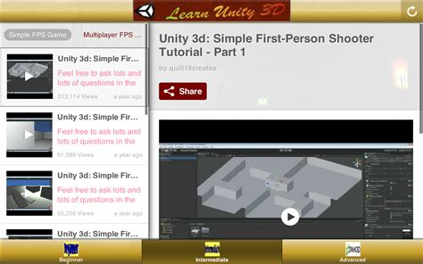 tutorial unity game android game development tutorial unity amazon de apps f 252 r android