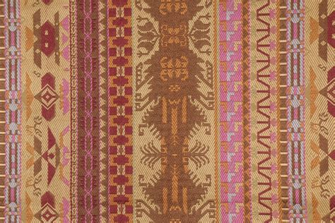 aztec upholstery fabric 8 2 yards beacon hill aztec tapestry upholstery fabric in