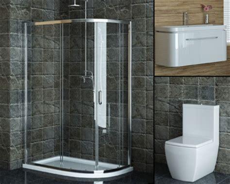 Waterfall Shower Enclosures by Waterfall Wetroom Suite Bathrooms At Bathshop321