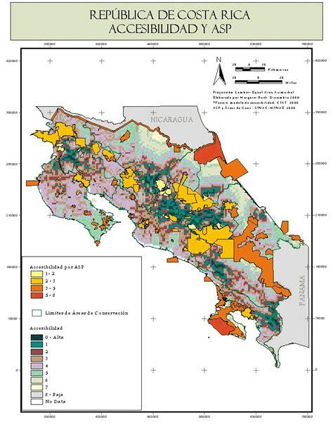 costa rica population map esri news arcnews winter 2001 2002 issue central
