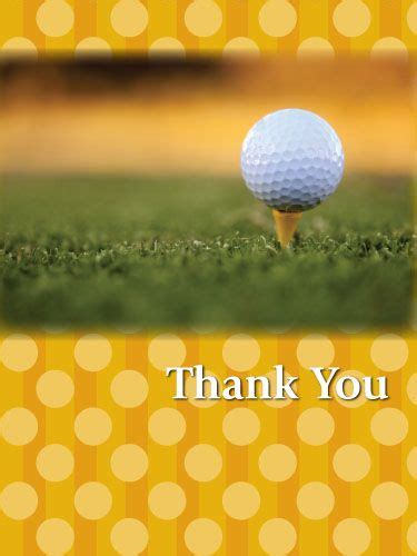 Golf Thank You Card Template by Golf Thank You Card Golf Cards Golf Golf