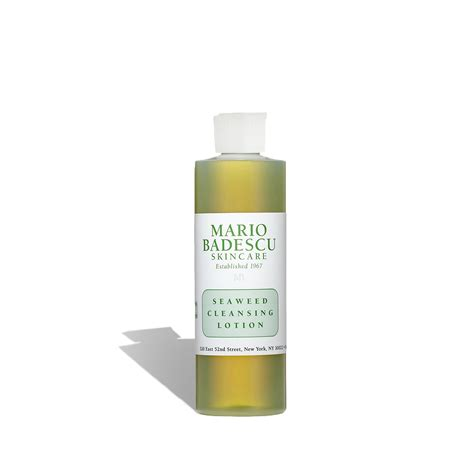 Algae Pills For Detox by Mario Badescu Seaweed Cleansing Lotion Kapulet Club