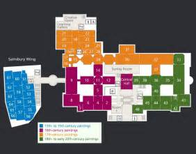 National Gallery Floor Plan by Level 2 Floorplans National Gallery London