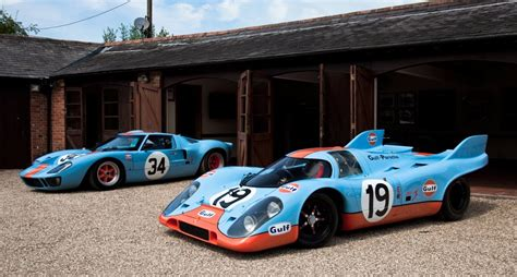 gulf car gulf racing cars the rofgo collection youtube