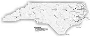 carolina indian tribes map american indians part 3 european contact to the era of