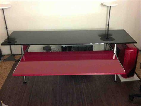 Black Studio Desk Home Furniture Design Black Studio Desk