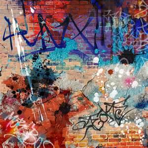 murals wall art contemporary graffiti expressive street art or vandalism