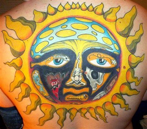jeremy s sublime sun tattoo so sick tattoos