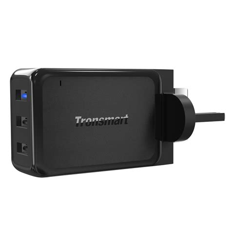 Wall Charger Usb 1 Port Quickcharge 3 0 tronsmart charge 3 0 usb wall travel charger
