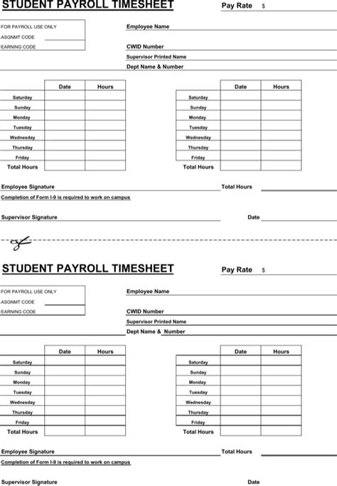 Payroll Worksheet by Payroll Worksheet Template For Free Page 3