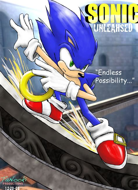 sonic unleashed fan game sonic unleashed full color by tanooki128 on deviantart
