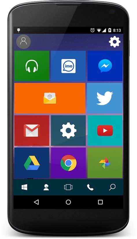 windows 10 launcher full version apk win 10 launcher pro v2 2 cracked apk free download top