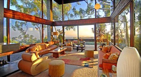 modern mid century dream interior luxury home los angeles luxury homes