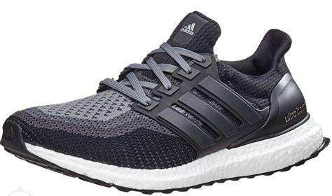 Sepatu Adidas Marathon Runing Joging Black White adidas ultra boost review running shoes guru