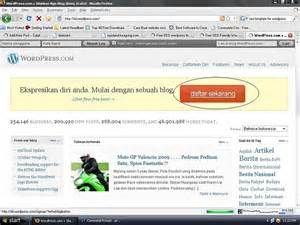 tutorial membuat blog dengan wordpress lengkap tutorial membuat blog dengan menggunakan wordpress judul