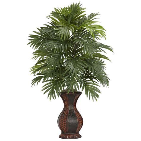 indoor artificial plants areca palm silk plants nearly indoor artificial