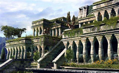 giardino babilonese babilonia il popolano