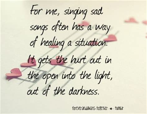 singing light becoming me books for me singing sad songs often has a way of healing a