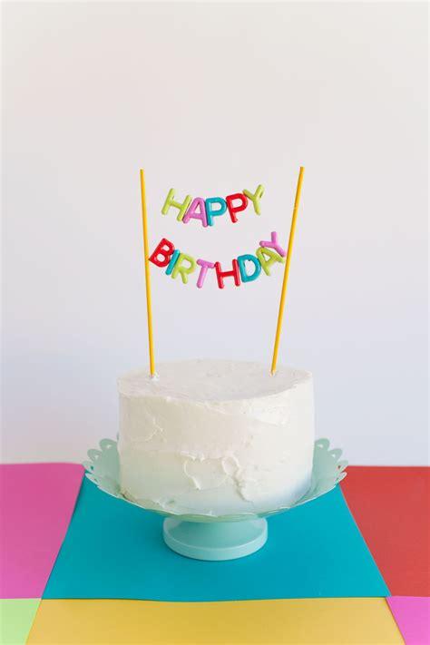 Caketopper Cake Topper Happy Birthday L alphabet bead cake topper diy happy birthday cake topper creative ideas