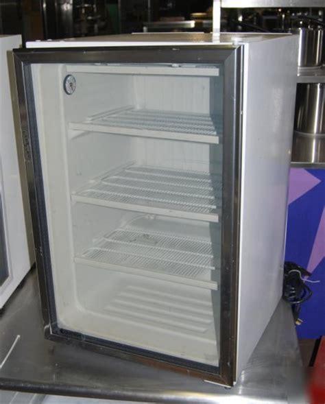 Countertop Freezer Display by Countertop Glass Door Freezer Display Merchandiser