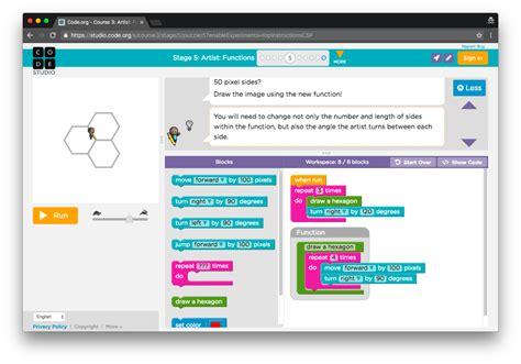 code org code org community new in cs fundamentals