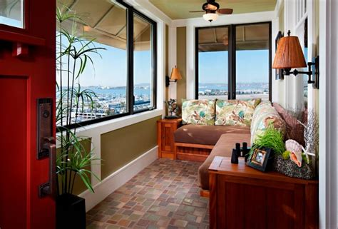 Apartments With Sunrooms enclosed balcony design ideas oases of serenity