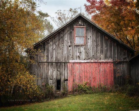 rustic barns farmhouse decor barn art barn print or canvas wrap rustic