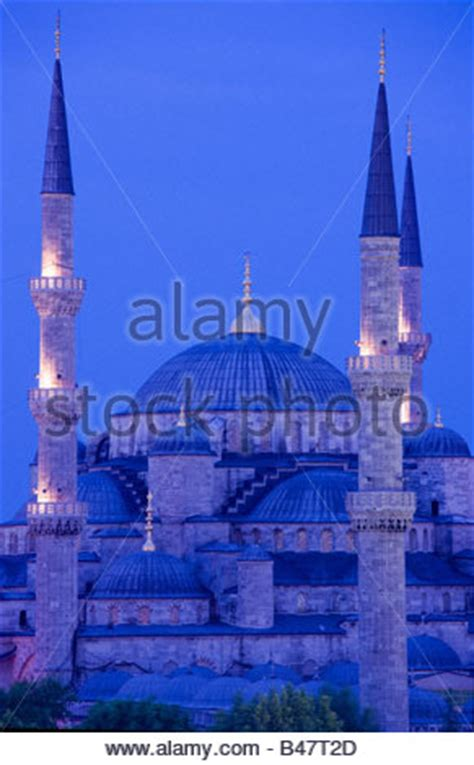 foto de mezquita azul estambul la mezquita azul estambul foto imagen de stock