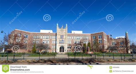 High School Secundaria Eastside Foto editorial - Imagen ... Y Eastside