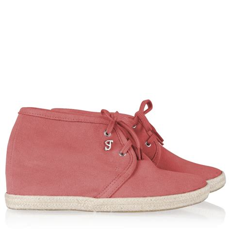 sailor shoes supertrash sailor shoes coral espadrille escape