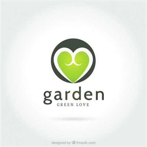 Logo Garden Garden Logo Vector Premium