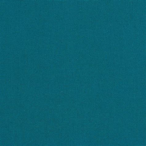 Duck Upholstery Fabric by A500 Teal Solid Woven Cotton Preshrunk Canvas Duck