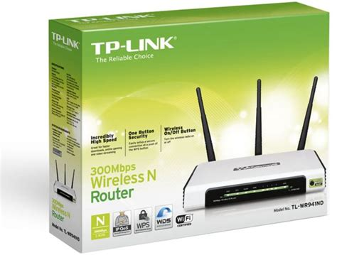 Tp Link Wireless N Router Tl Wr941nd Price Review And Buy Tp Link 300mbps Wireless N Router