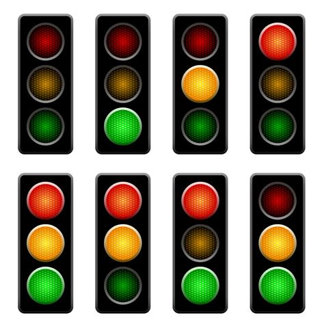 Traffic Light Template Clipart Best Traffic Light Template