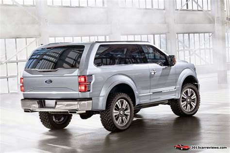 When Will The New Ford Bronco Come Out by 2016 Ford Bronco Svt Updates Release Date And Price