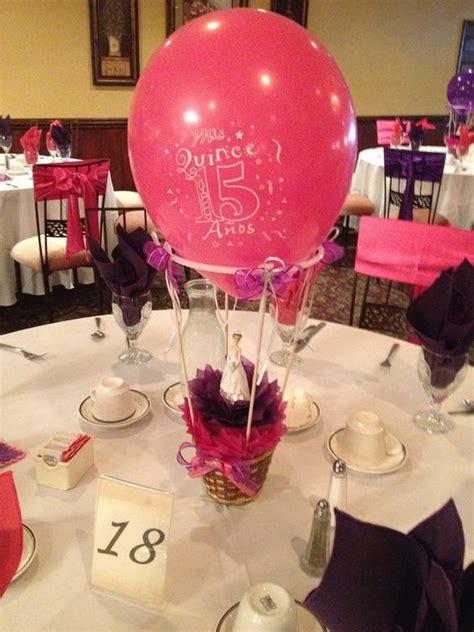 centros de mesa para 15 aos con globos 9 centros de mesa para 15 a 241 os centros de mesa