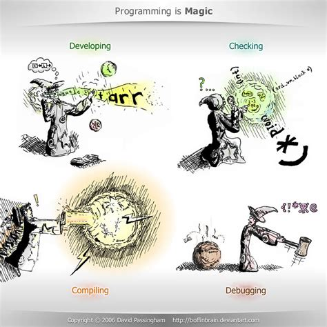 Magic Programmer by Magic Programming
