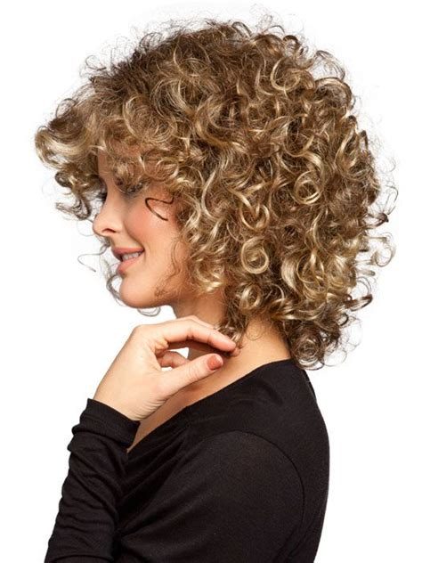 cute and trendy perm hairstyles for short and medium hair