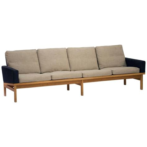 Four Seat Sofa by Four Seat Sofa By Svend Ellek 230 R At 1stdibs
