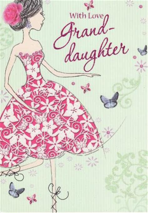 granddaughter birthday cards greeting cards picture this cards