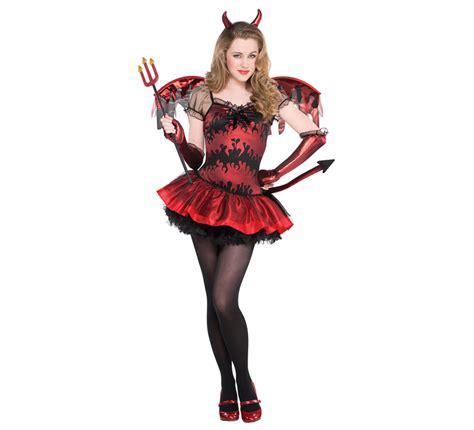 imagenes de disfraces de halloween para jovenes disfraz de diablesa para ni 241 as y adolescentes halloween