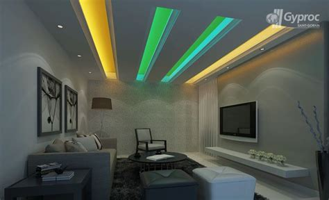 Gobain Ceiling Design by Living Room Ceiling Designs False Ceiling Design Gallery