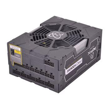 xfx xts series modular power supply 1000w ln67650 p1 1000 belx scan uk