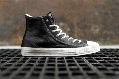 Sepatu Converse Chuck 2 Black High Premium converse chuck all premium sole collector