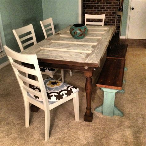 dining table made from old door images frompo 1 17 best images about benches from old doors on pinterest